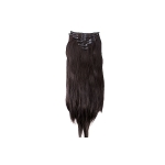 Women's Clip in Like Human Hair Extension Full Head