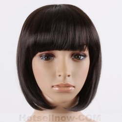 OVELY BLACK LADY LADIES NATURAL STYLE WIG