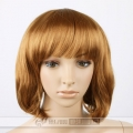 OVELY GOLD WAVY LADY LADIES STYLE WIG