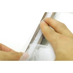 2x ANTI INSECT CURTAIN Windom Screen Fly Mosquito Netting