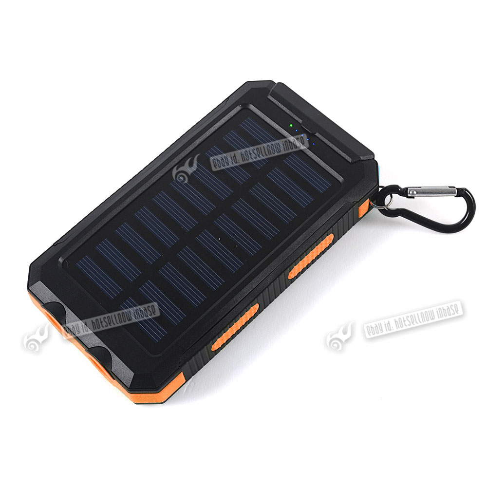 300000 mah solar bank camping led lampe dual usb power bank akku ladeger t handy ebay. Black Bedroom Furniture Sets. Home Design Ideas